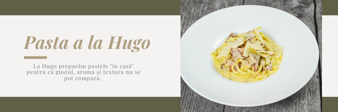 Pasta a la Hugo